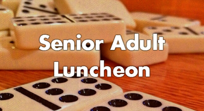 Older Adult Luncheon