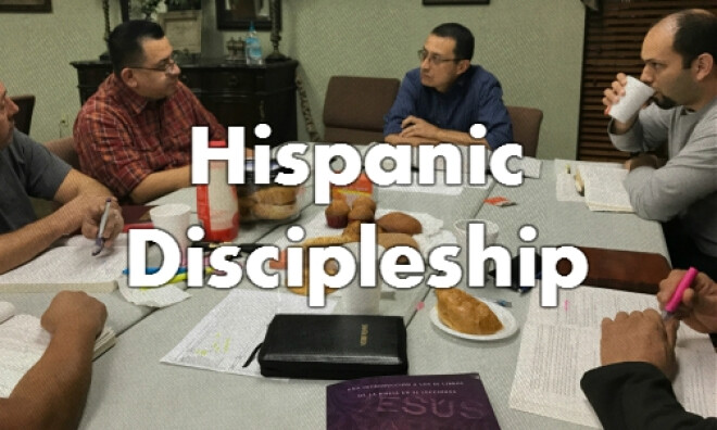 Hispanic Men's Discipleship