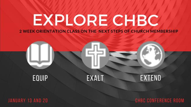 Explore CHBC