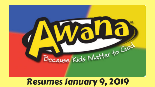 AWANA Kids Bible Club