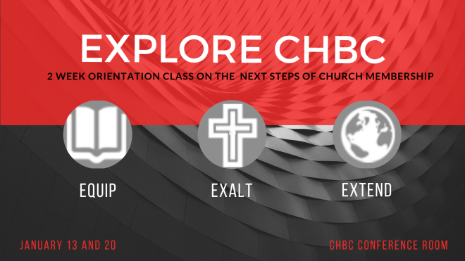 CHBC Explore