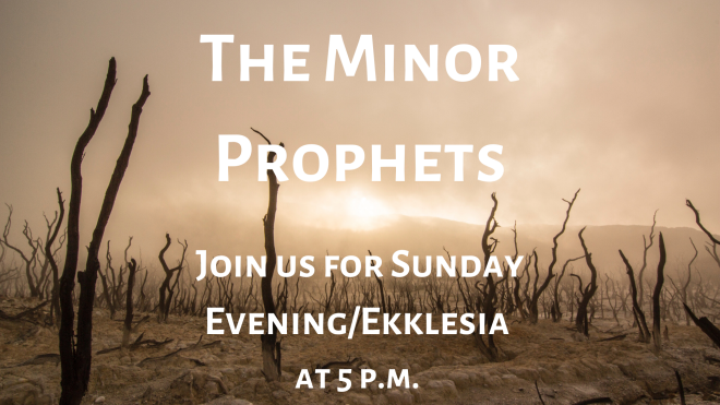 Ekklesia, Sunday Evening Worship