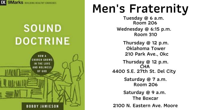 Men's Fraternity-Oklahoma Tower