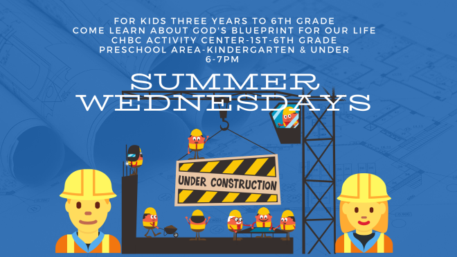 Summer Wednesdays for Children