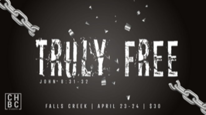 Student Ministry Spring Retreat